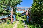 Countryside homestead Eve