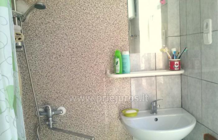 1 istaba izīrē divu istabu dzīvoklī (500 m no jūras) Liepājā - 5