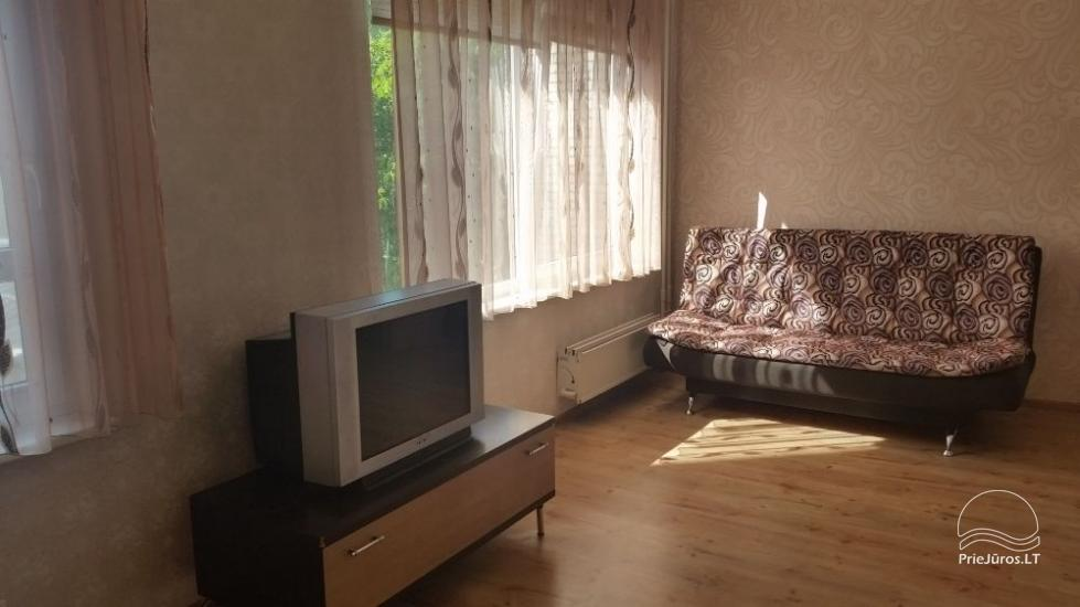 Tikko mēbelēti 1 un 2 istabu dzīvokļus Ventspilī, netālu no jūras - 7