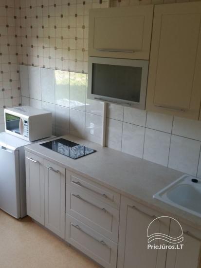 Tikko mēbelēti 1 un 2 istabu dzīvokļus Ventspilī, netālu no jūras - 9