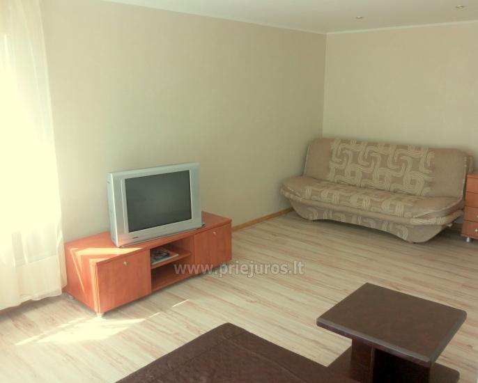 Tikko mēbelēti 1 un 2 istabu dzīvokļus Ventspilī, netālu no jūras - 4
