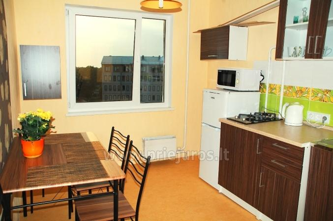 Accommodation in Ventspils, apartment for rent