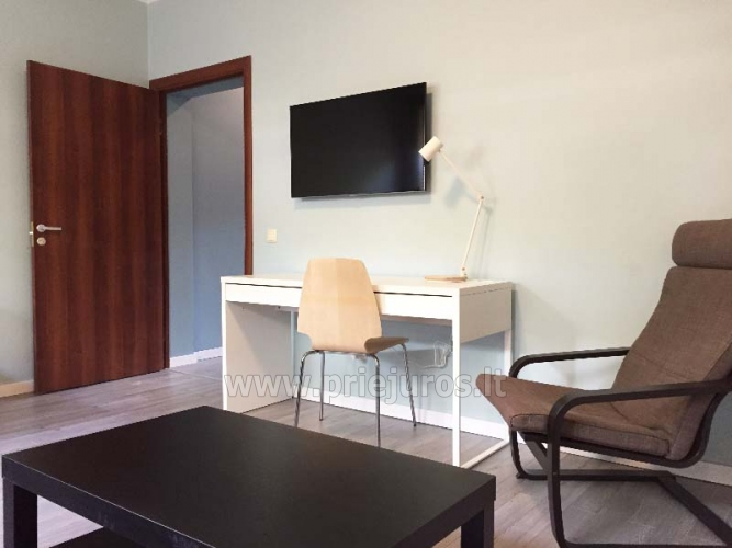 Apartament 40 Saules w Ventspils - 4