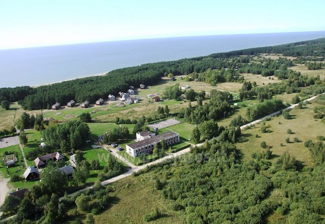 "Holiday House "" Aulaukio Baltija"" in Pape, close to the sea and the lake - 22"