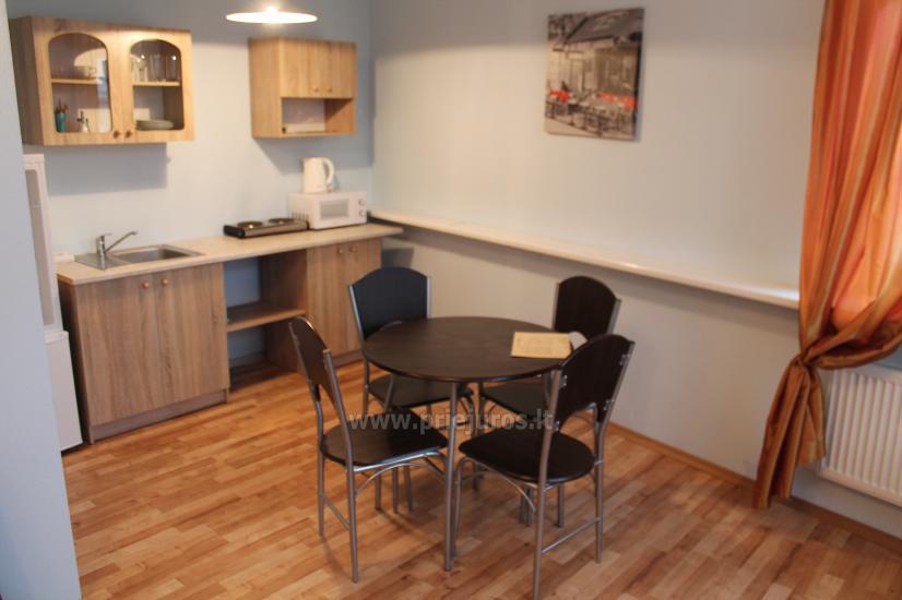 Amber Apartamentai Liepojoje - 7