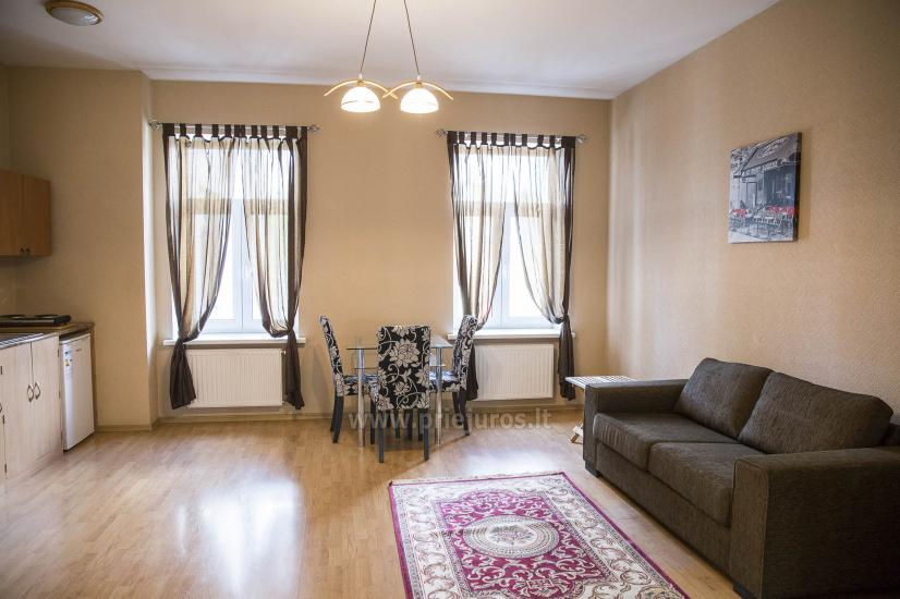 Amber Apartamentai Liepojoje - 9