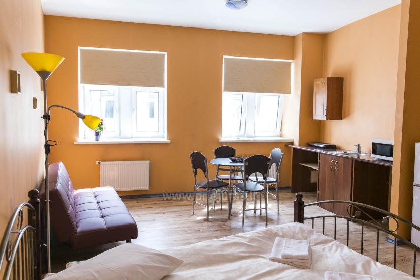 Amber Apartamentai Liepojoje - 10