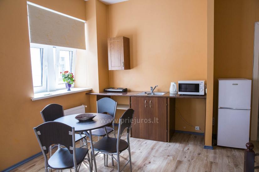Amber Apartamentai Liepojoje - 11