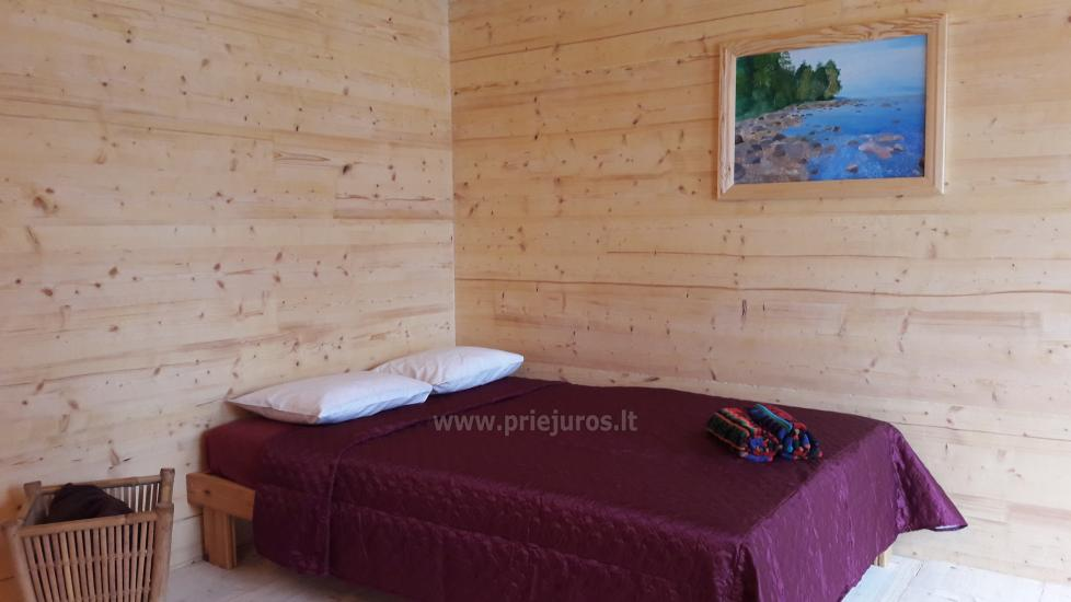 Rest place in the woods with a bath Raudini, 800m from the sea - 8