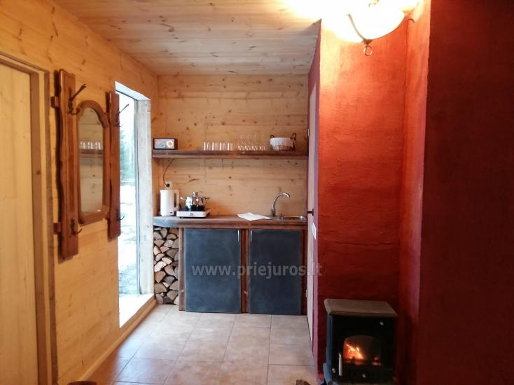 Rest place in the woods with a bath Raudini, 800m from the sea - 9