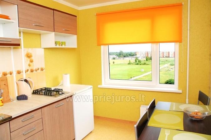 Apartamentų nuoma Ventspilyje - 1