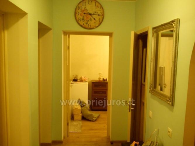 Trijų kambarių butas Liepojoje (350 m iki jūros) - 3