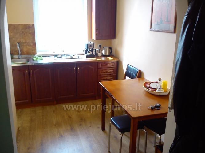 Trijų kambarių butas Liepojoje (350 m iki jūros) - 5