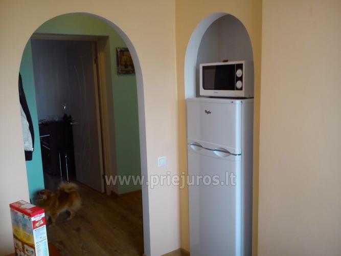 Trijų kambarių butas Liepojoje (350 m iki jūros) - 4