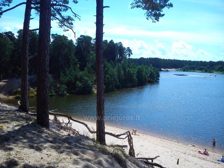 Trijų kambarių butas Liepojoje (350 m iki jūros) - 9