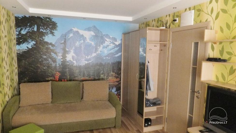Apartamentai nuomai Ventspilyje - 1
