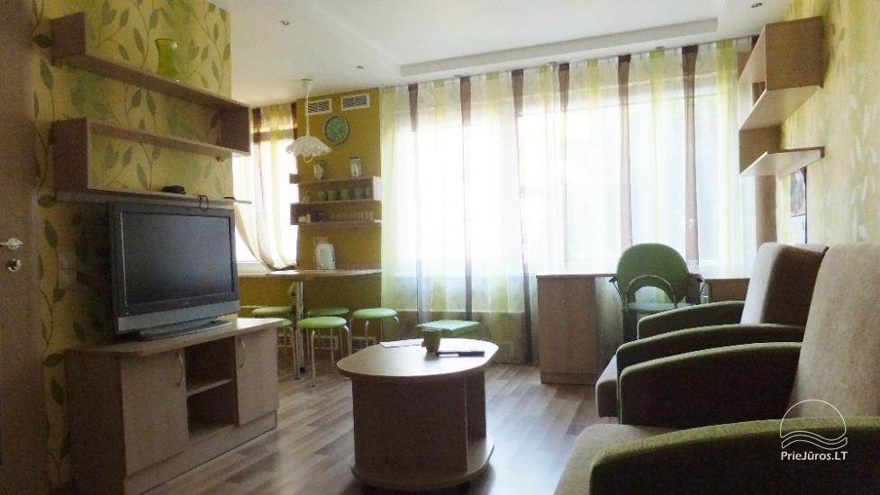Apartamentai nuomai Ventspilyje - 2