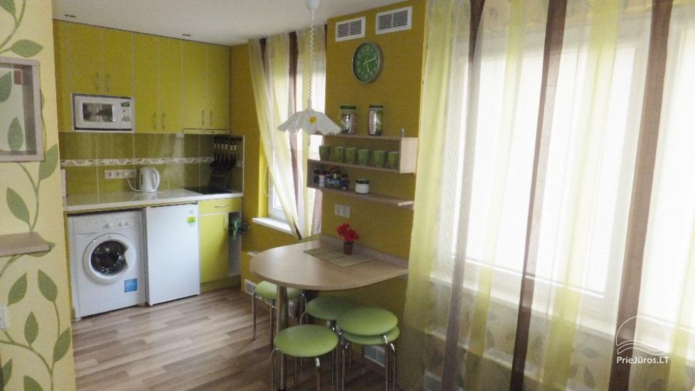 Apartamentai nuomai Ventspilyje - 7