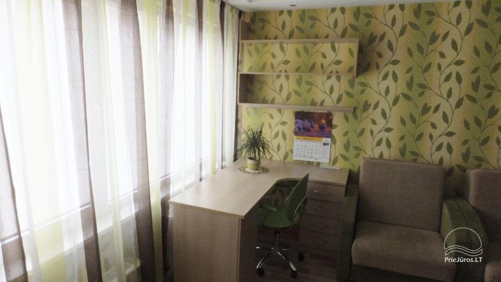 Apartamentai nuomai Ventspilyje - 4