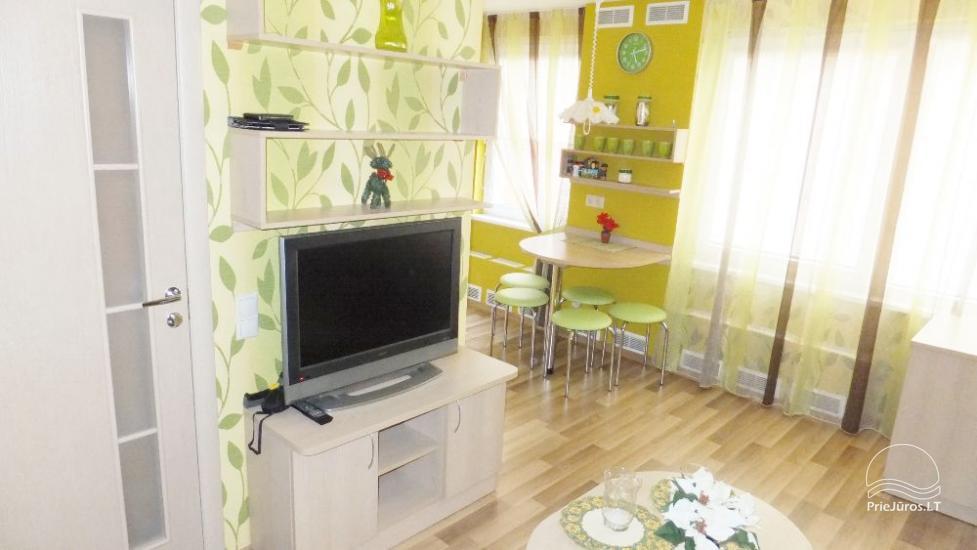 Apartamentai nuomai Ventspilyje - 8