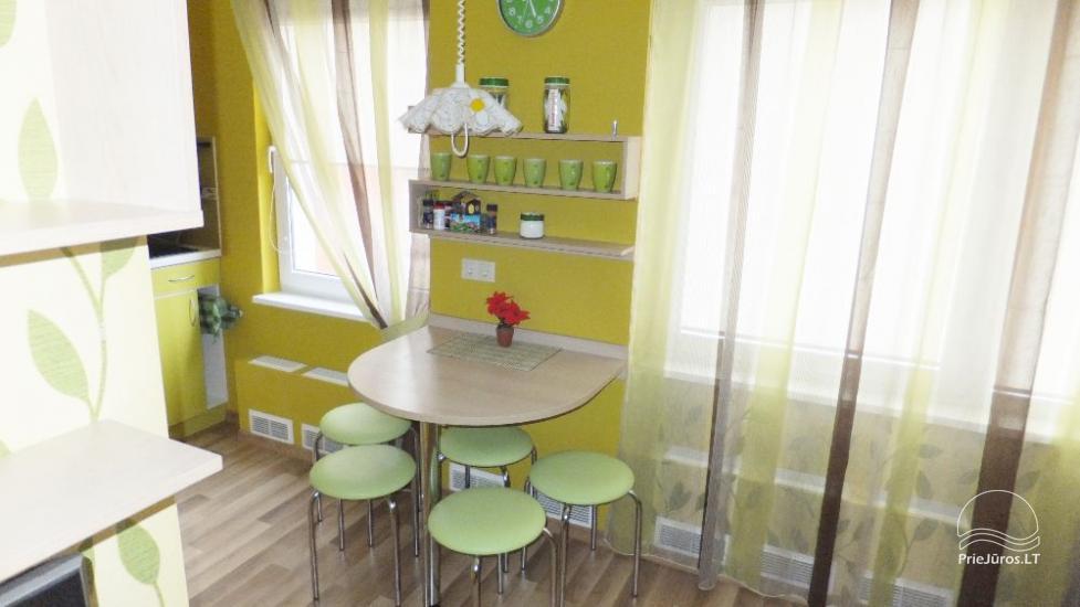 Apartamentai nuomai Ventspilyje - 9