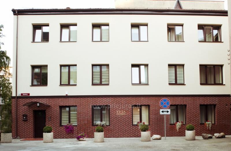 Apartamentai VYTA Klaipėdoje