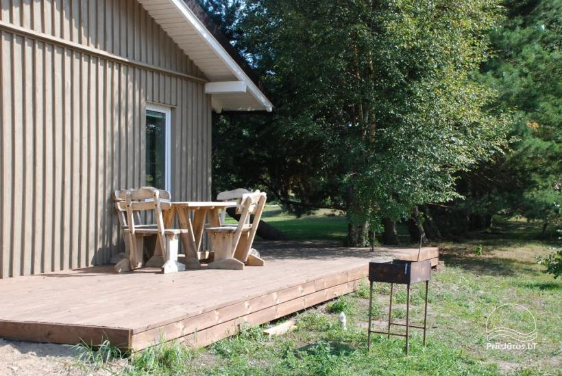 Holiday houses ROGAS for rent in Latvia - 5