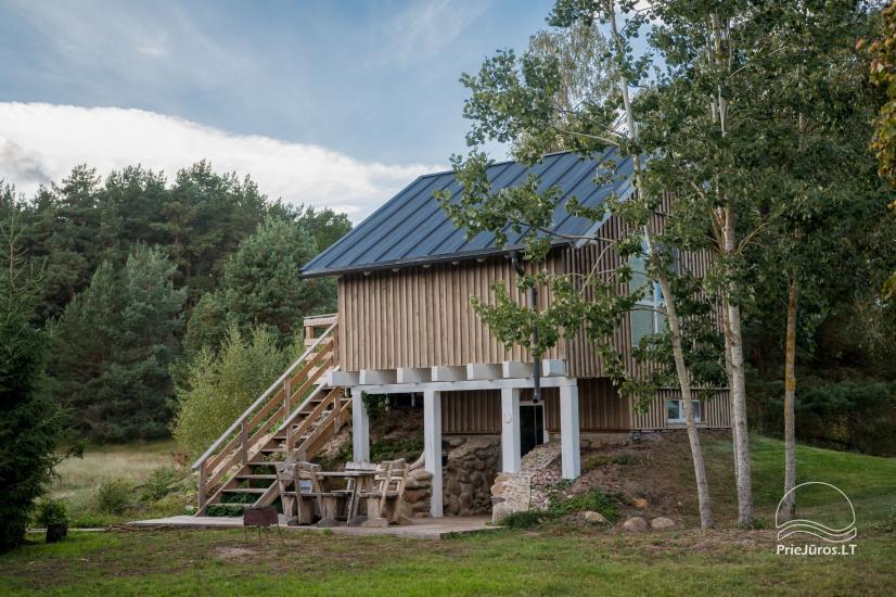 Holiday houses ROGAS for rent in Latvia - 1
