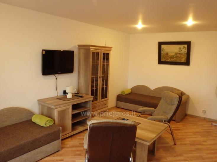 Apartamentai Sunset city Liepojos centre - 2