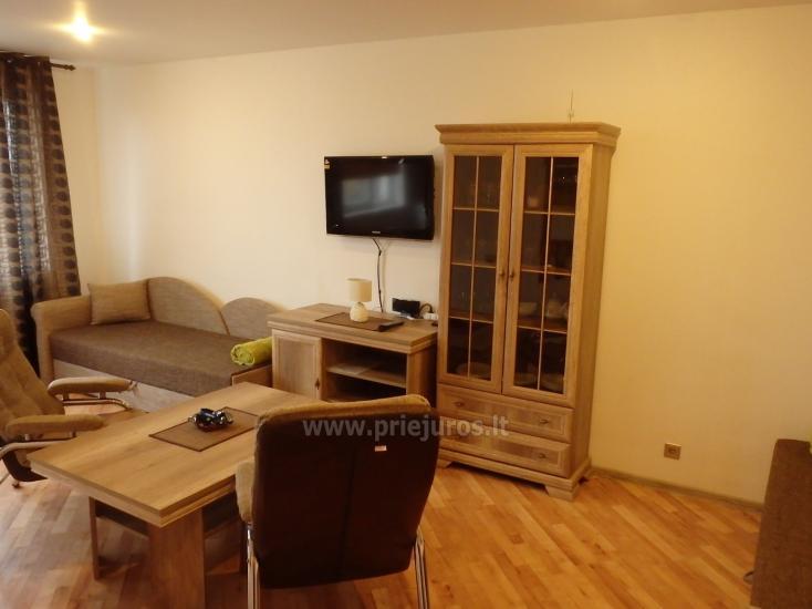 Apartamentai Sunset city Liepojos centre - 5