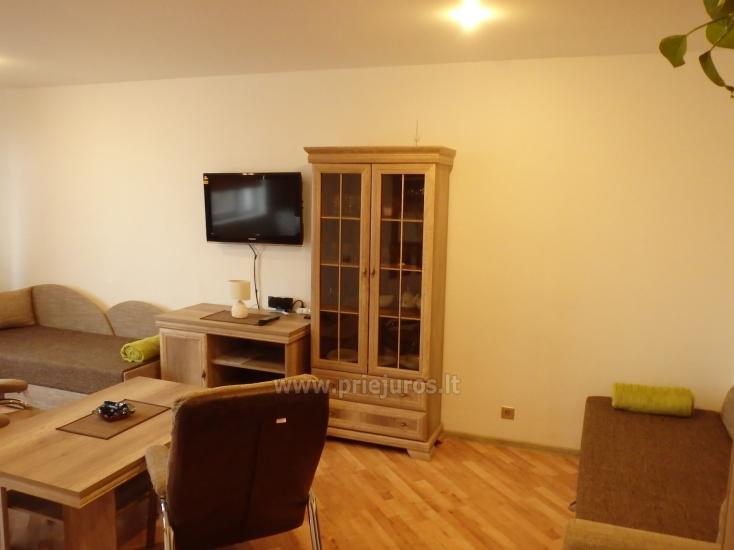 Apartamentai Sunset city Liepojos centre - 7