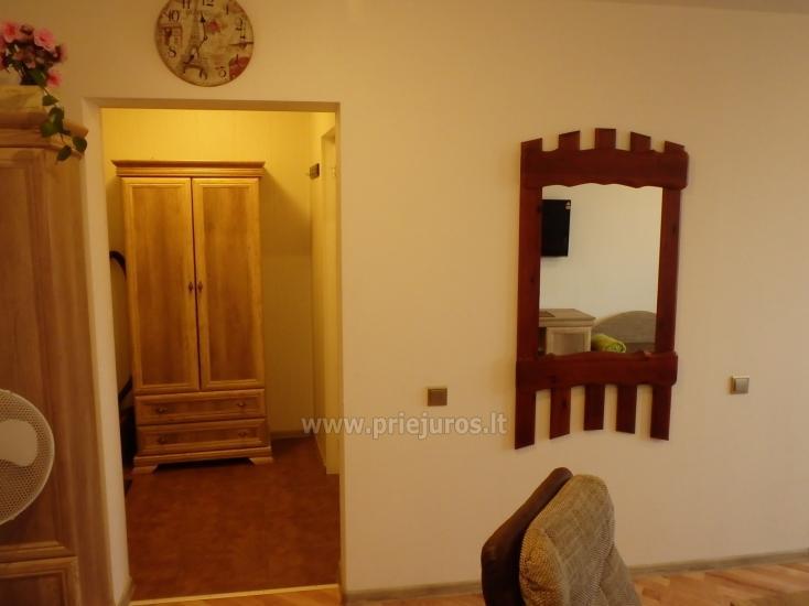 Apartamentai Sunset city Liepojos centre - 9