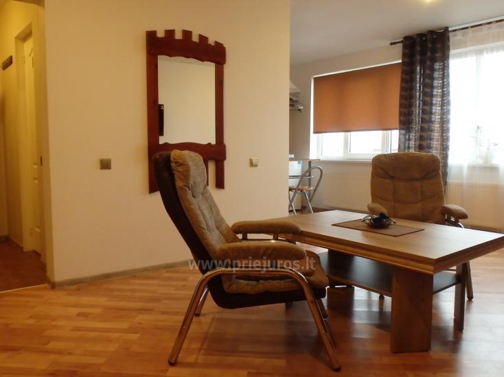 Apartamentai Sunset city Liepojos centre - 10