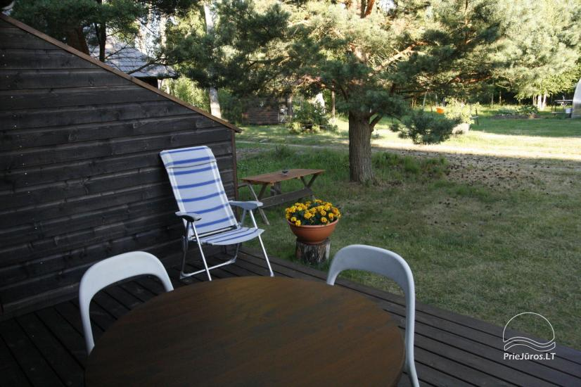 Rooms for rent in homestead Jukumi, Papė, close to the sea and lake - 2