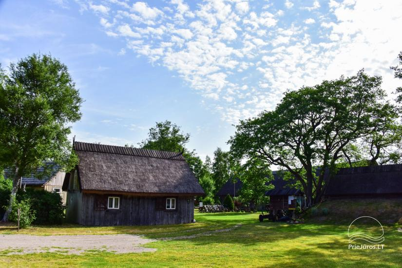 """Place for vacation 100 m to the dunes """"MIKJĀŅU SĒTA"""": holiday cottages, campping - 3"""