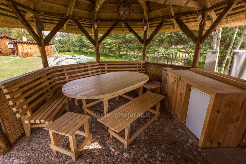 Gehöft Stiebri - Zimmervermeitung in Pape an der Ostsee - 6