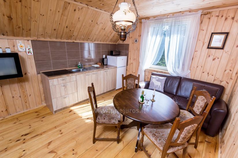 Sodyba Stiebri - apartamentų nuoma Papėje prie jūros - 16
