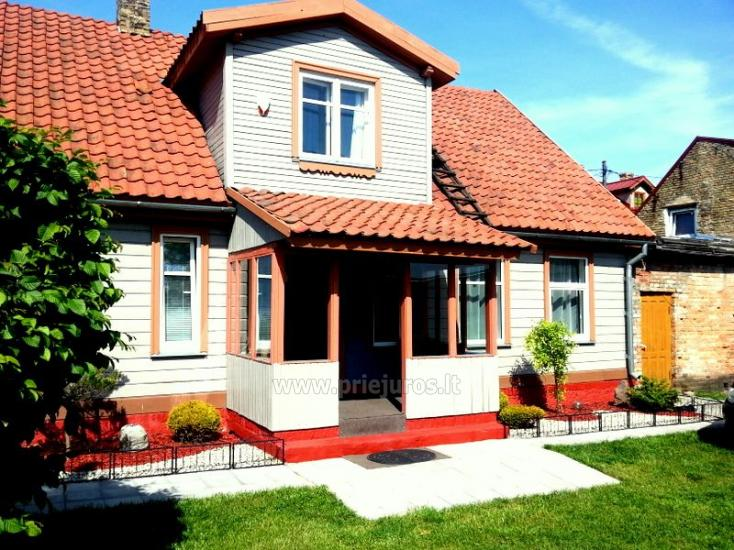 1-3 rooms cozy apartments near the sea in the center of Ventspils - 1