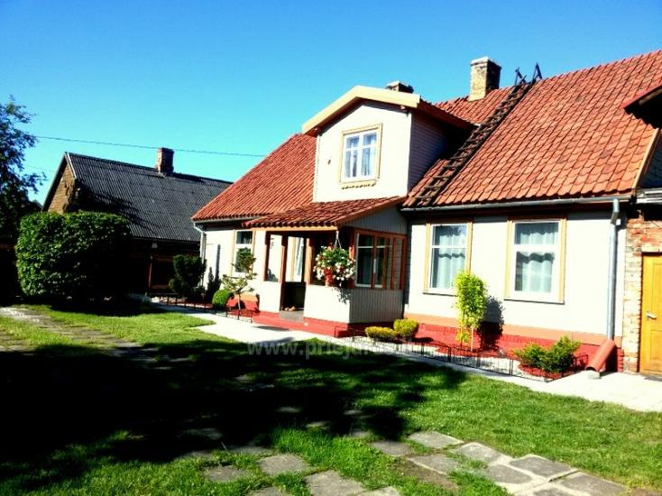1-3 rooms cozy apartments near the sea in the center of Ventspils - 3