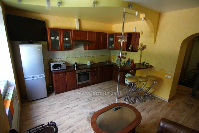 Flat for rent in Liepaja all year round - 2