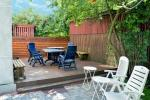 Guest house with private yard, children playground, trampoline, fireplace - 8