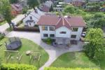 Guest house with private yard, children playground, trampoline, fireplace - 1