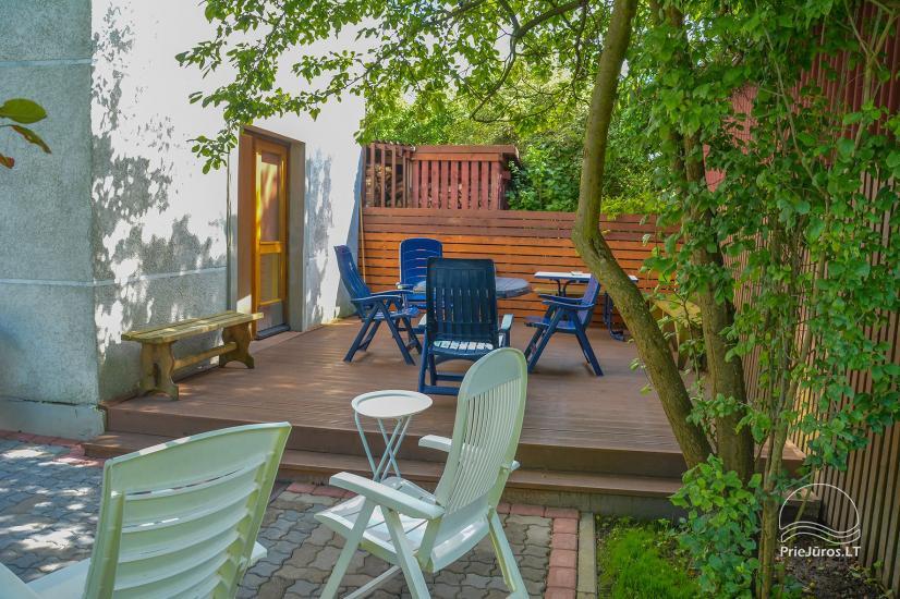 Gästehaus mit privaten Garten, Kinderspielplatz, Trampolin, Feuerstelle - 9