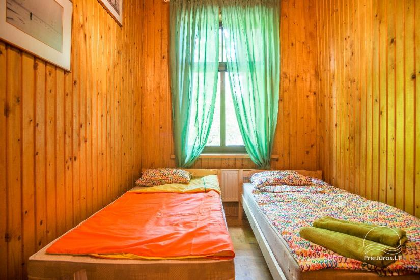 Jurmala Green Hostel. By the beach - 5 min. walking distance - 5