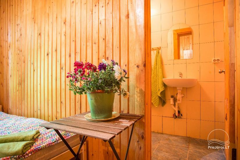 Jurmala Green Hostel. By the beach - 5 min. walking distance - 6