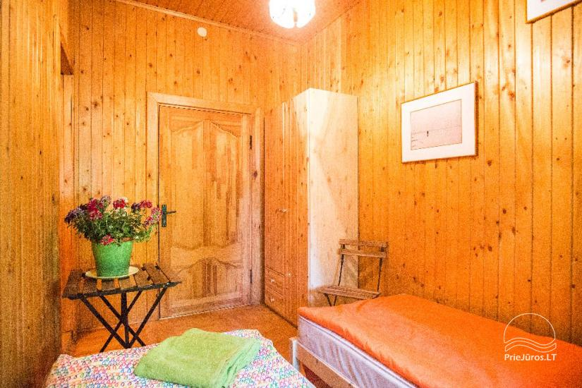 Jurmala Green Hostel. By the beach - 5 min. walking distance - 7