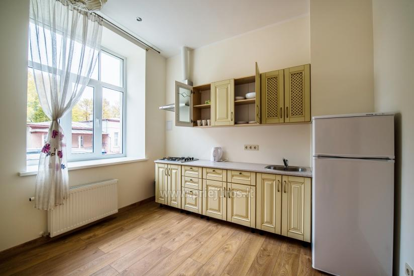 Apartments and rooms for rent in the center of Liepaja - 1
