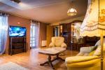 Dviejų kambarių apartamentai Ventspilyje Žalias namas