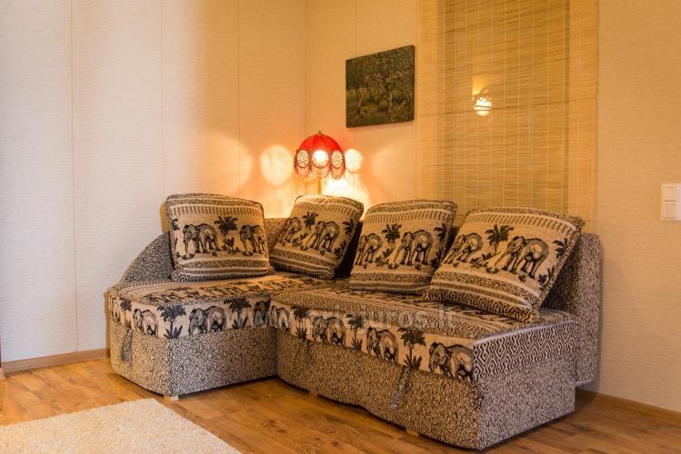 Dviejų kambarių apartamentai Ventspilyje Žalias namas - 6
