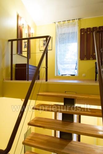Dviejų kambarių apartamentai Ventspilyje Žalias namas - 10